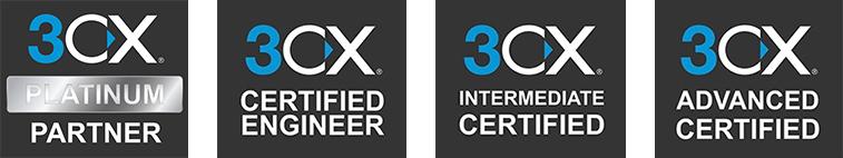 relyon 3CX Zertifizierung