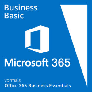 Microsoft 365 Business Basic, Office 365 Business Essentials