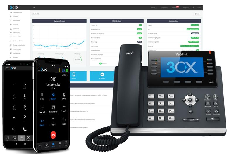 relyon 3CX Telefonie