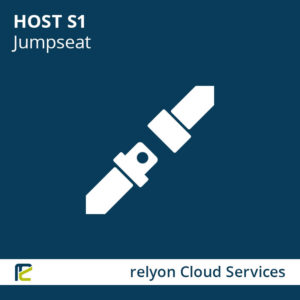 relyon Cloud Services, HOST S1 Jumpseat