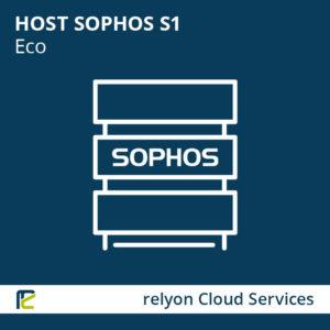 relyon Cloud Services, HOST Sophos S1 Eco