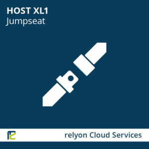 relyon Cloud Services, HOST XL1 Jumpseat