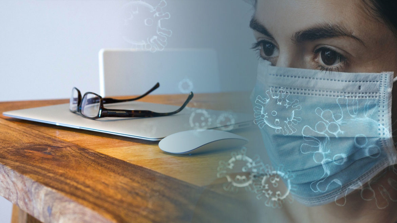 Mobiles Arbeiten schützt vor Coronavirus